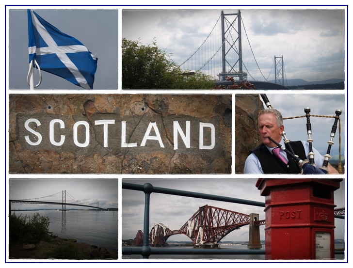 Best Regards and Wishes from Scotland