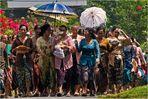 Bestattungszeremonie