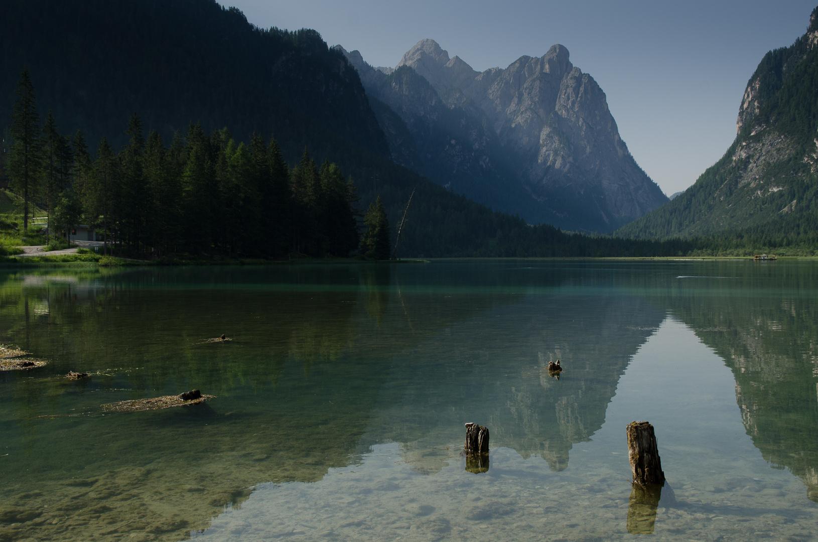 BestDolomites Natursee