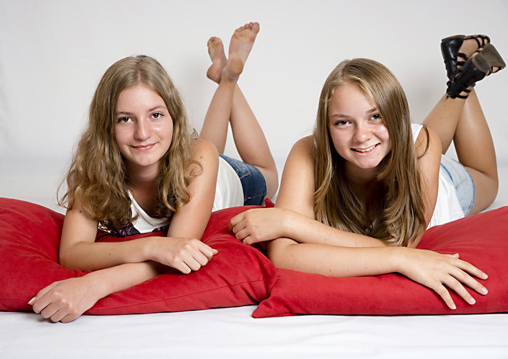 Beste Freundinnen (2)