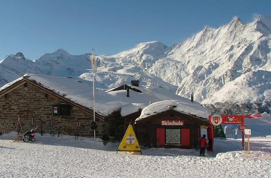 beste Verhältnisse für Ski und Rodel...