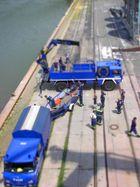 Bestenheider Hafen