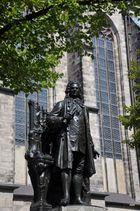 Besuch bei Johann Sebastian
