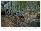 Besuch im Autoskulpturenpark in Mettmann (Neandertal)