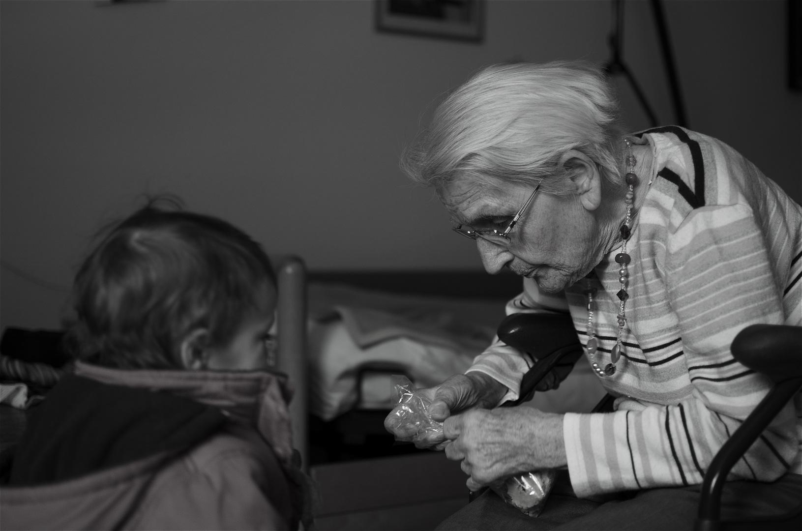 Besuch im Pflegeheim 3
