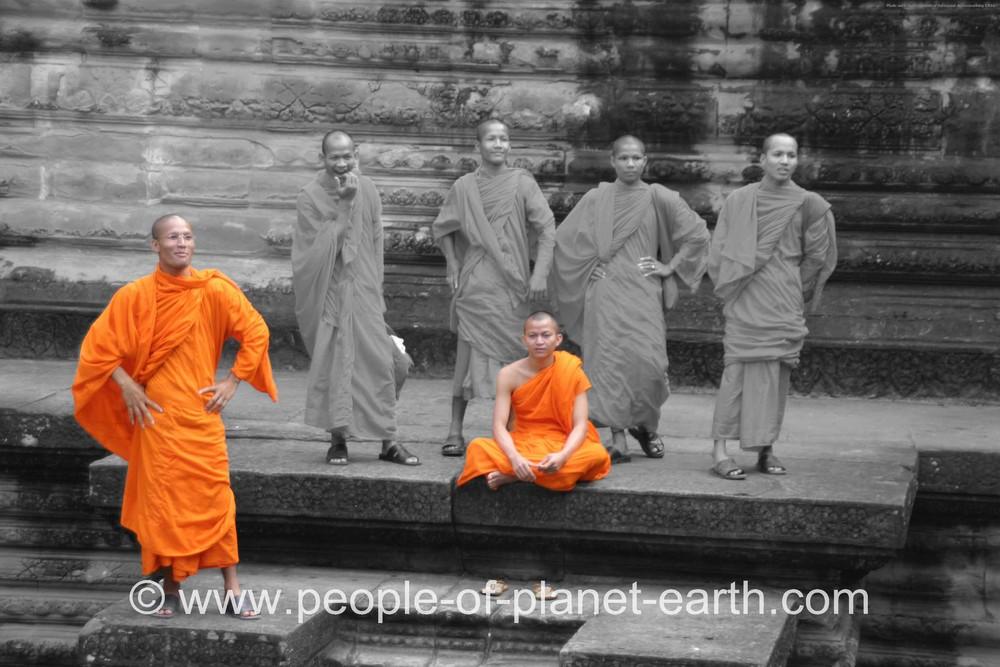Besuch in Ankor Wat