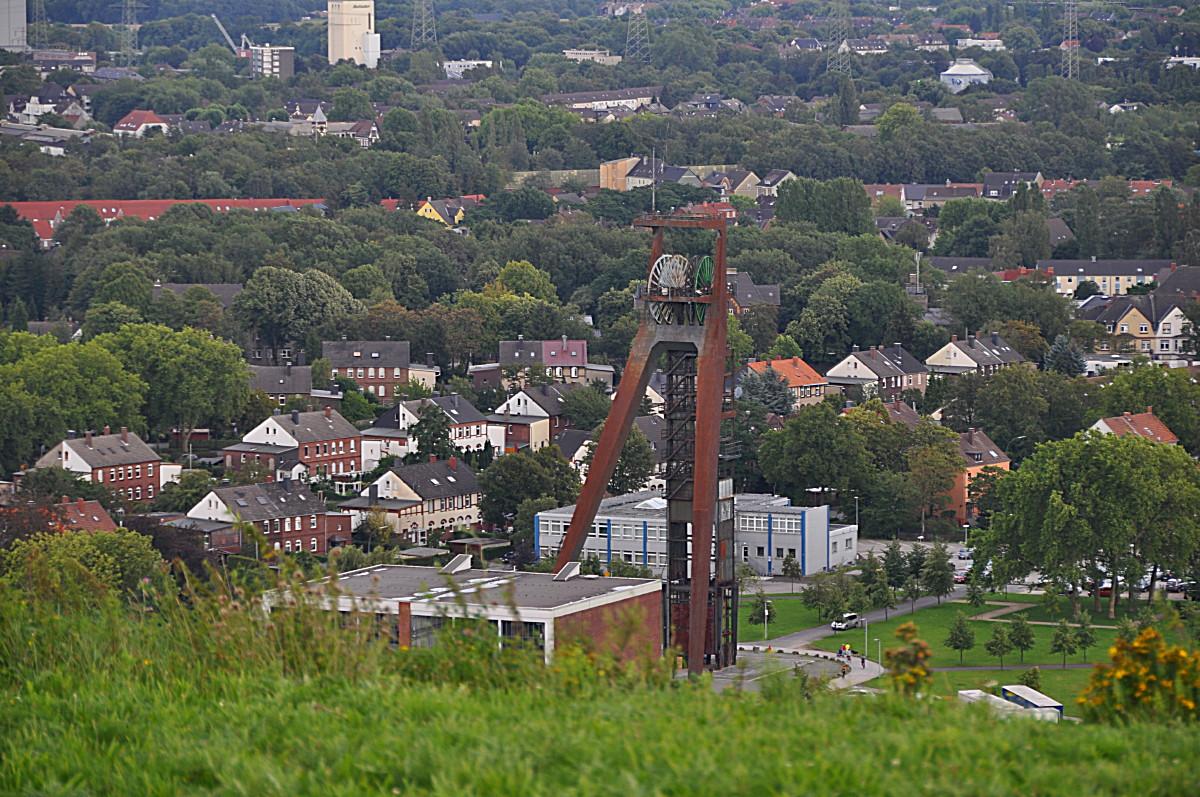 Besucherbergwerk im Süden von Recklinghausen
