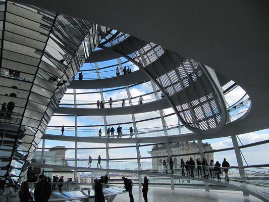 Besucherkuppel Reichstag