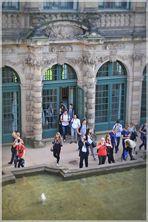 Besucherströme