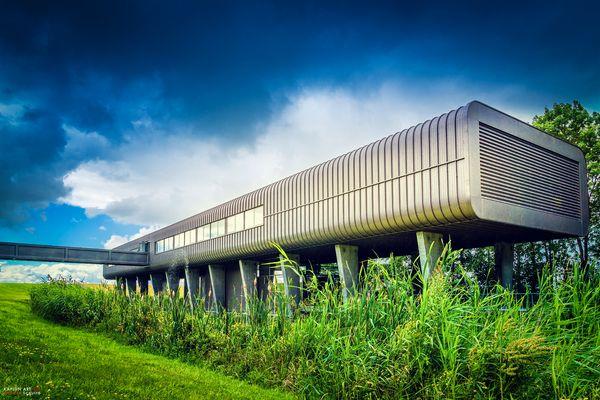 Besucherzentrum Woudagemaal
