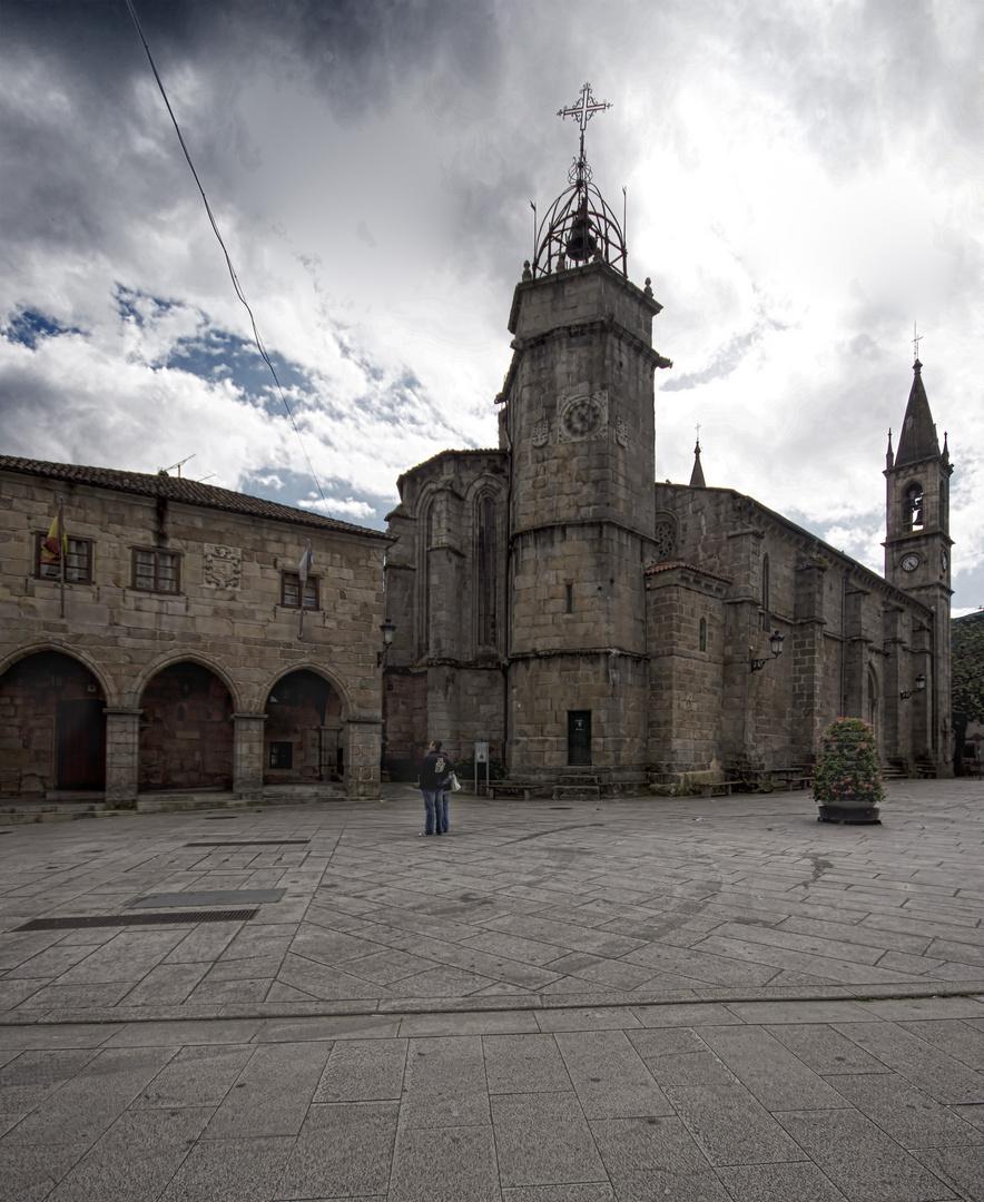 BETANZOS-Iglesia