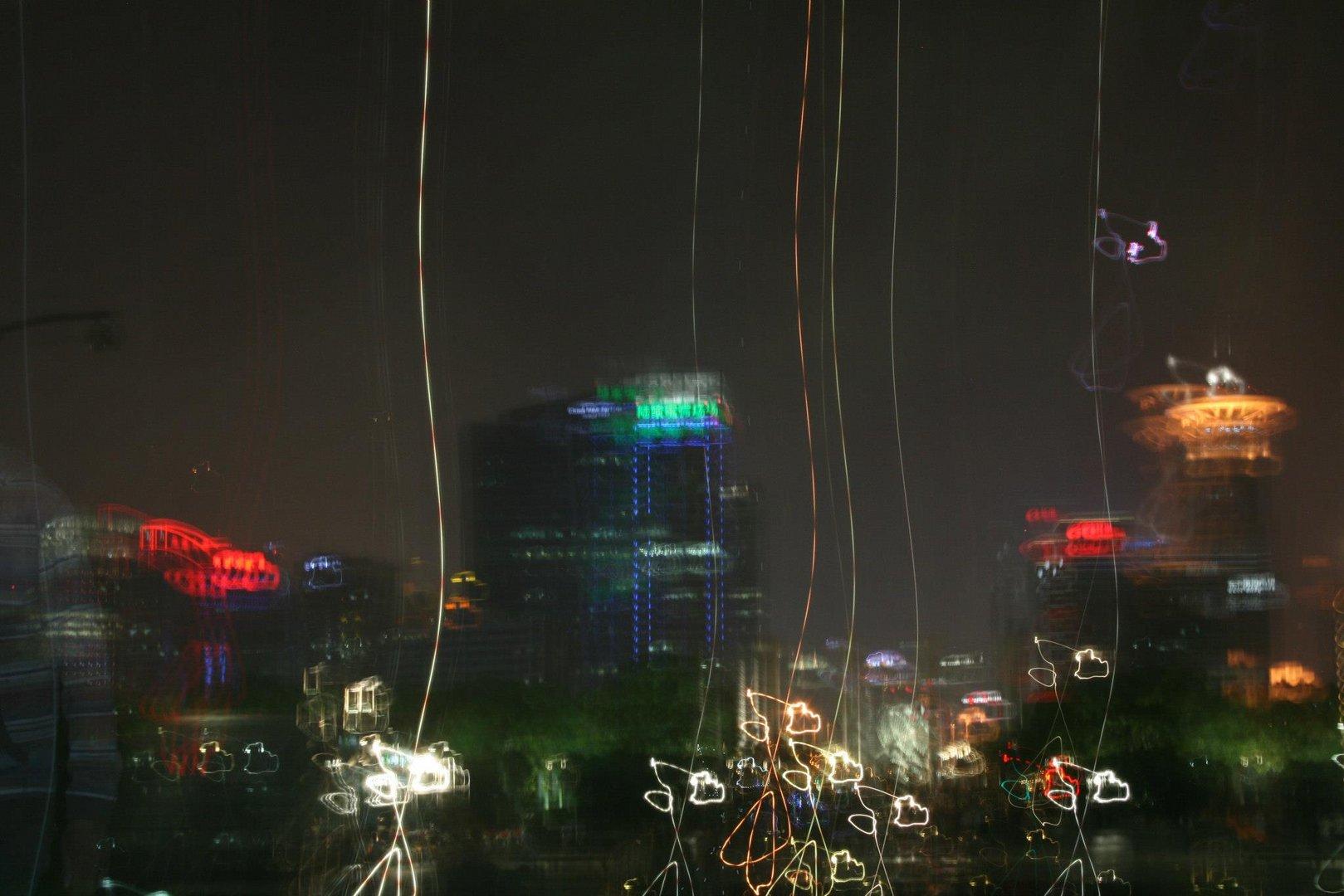 Betrunken durch Shanghai