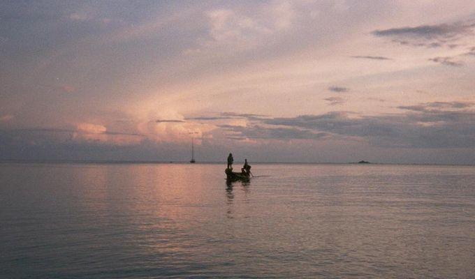 Between Thailand & Burma Andaman Sea