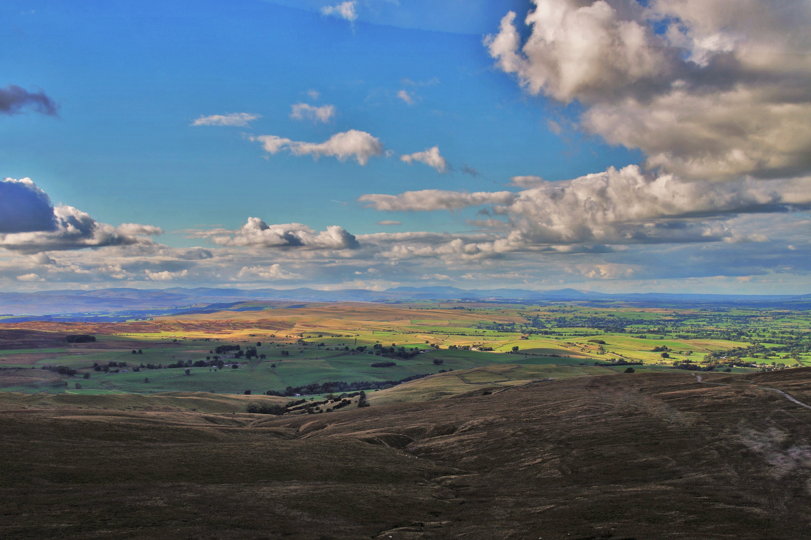 Between the Dales and the Lakes