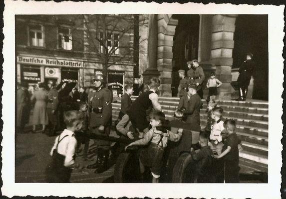 Beutegeschütz - Bielefeld 1940