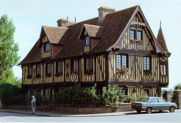 Beuvron en Auge (Calvados, Normandie, Frankreich) (reload)