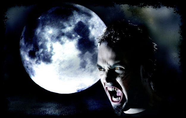 Beware, there´s a full moon tonight...