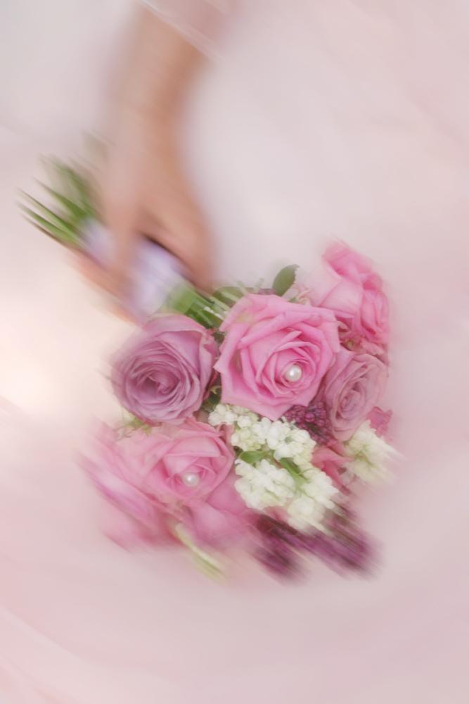 Bewegte Blumen