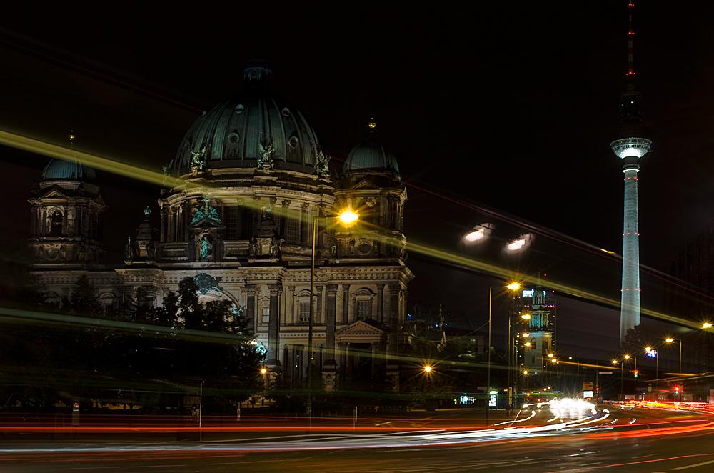Bewegung: Berlin
