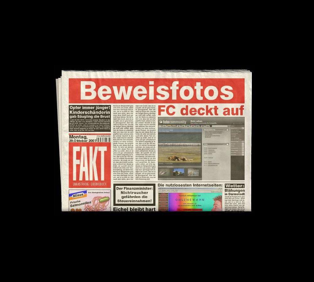 BeweisFoto