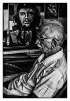 Bewohner in Santa Clara, Kuba