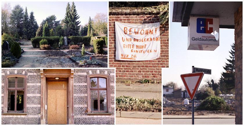 Bewohnt und ausgeraubt (Otzenrath - ein Dorf verschwindet, 2)