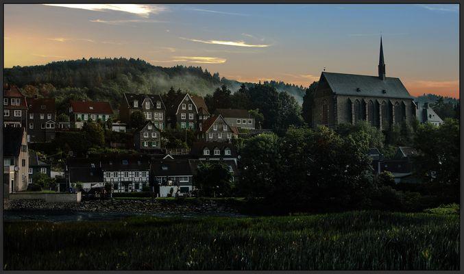Beyenburg...