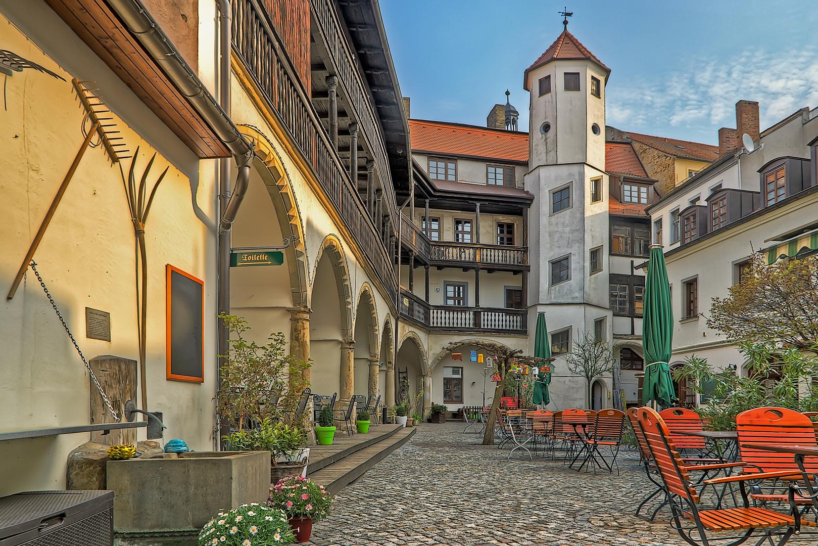 Beyerhof in Wittenberg