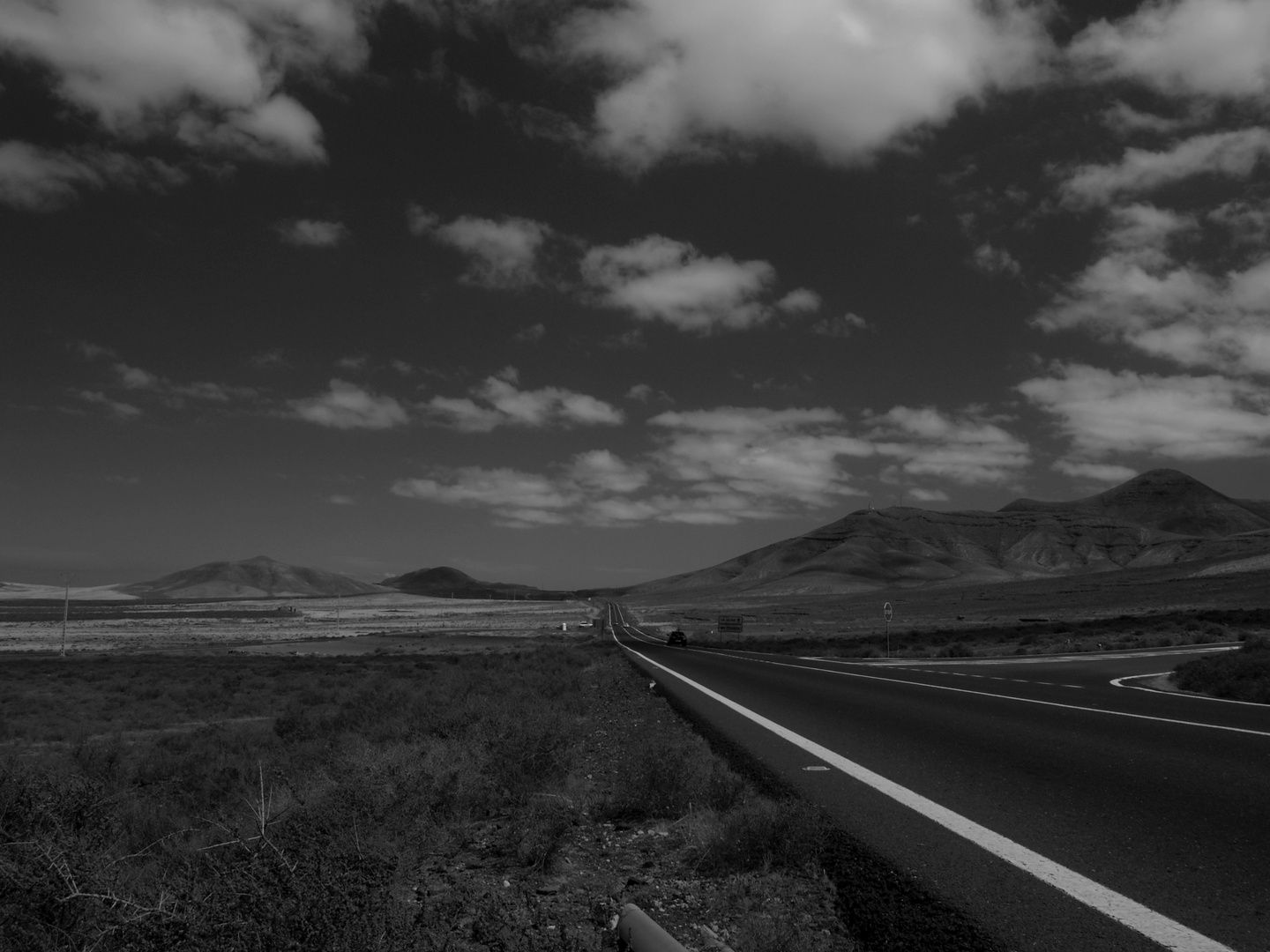 Beyond The Great Wide Open - series I - 'Road'