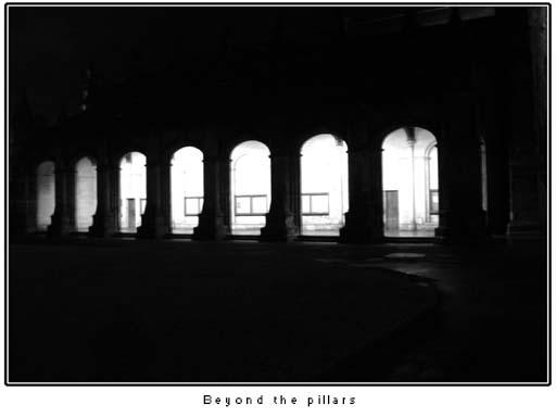 Beyond the pillars