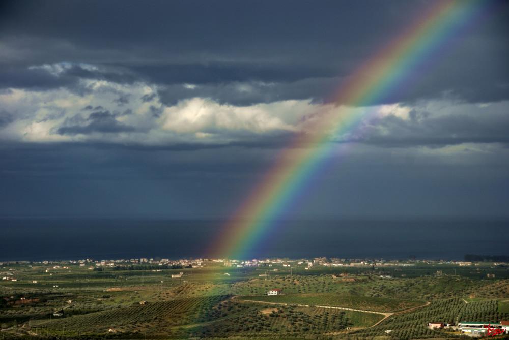 Beyond The Rainbow...