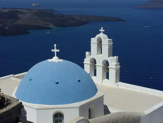 Bezauberndes Santorini