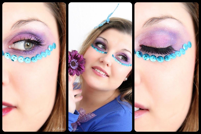 Bezaubernes Make up 1)...