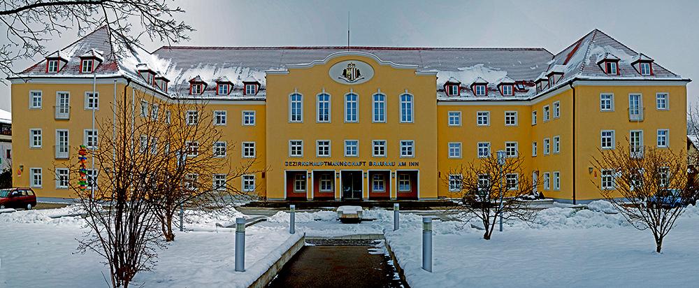 Bezirkshauptmann schaft Braunau am Inn