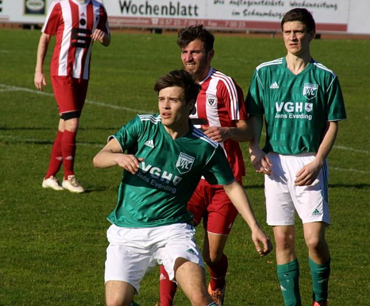 Bezirksliga VFL Bückeburg - SV Nienstädt
