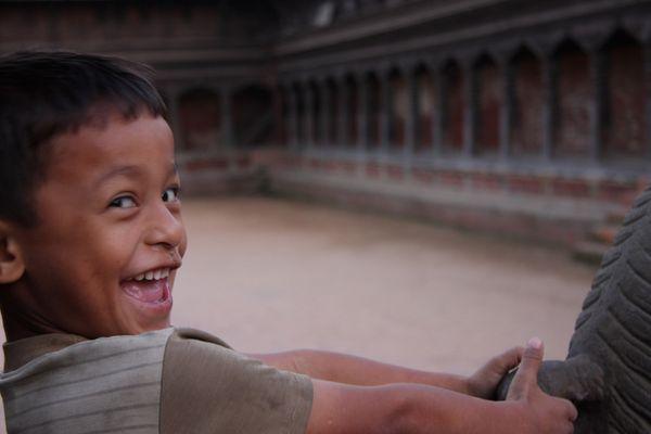 Bhaktapur Portrait 16