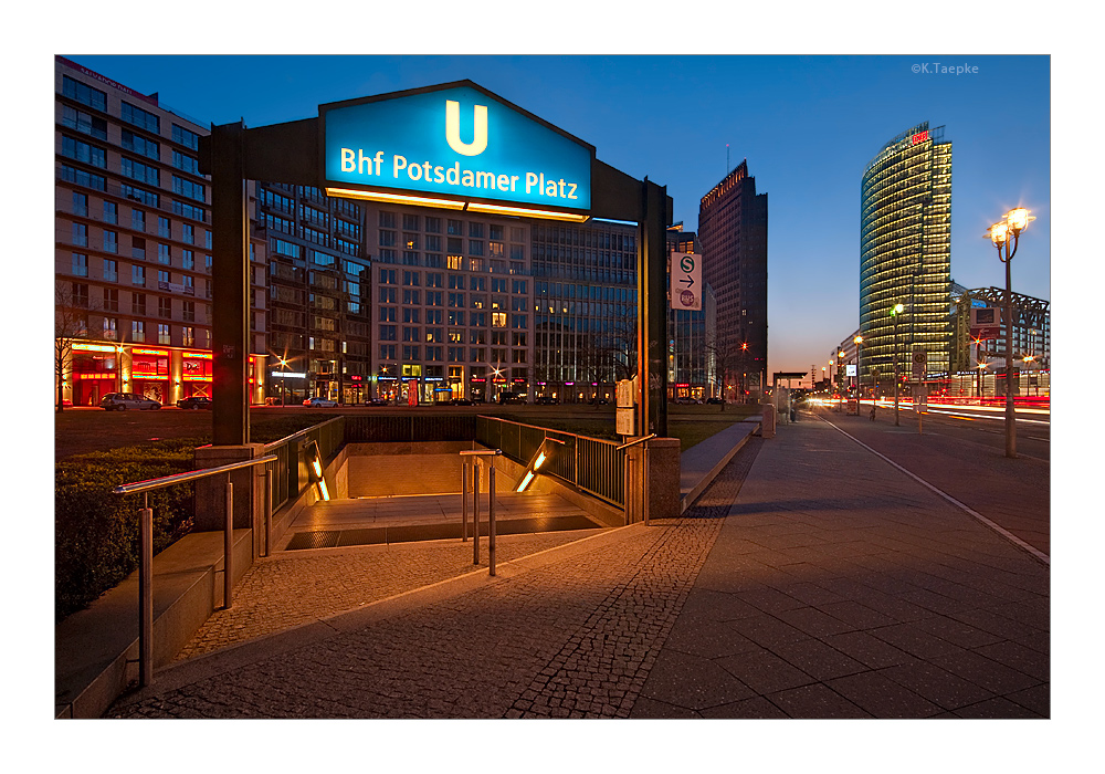 Bhf Potsdamer Platz