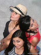 Bianca, Emma y Tania 1