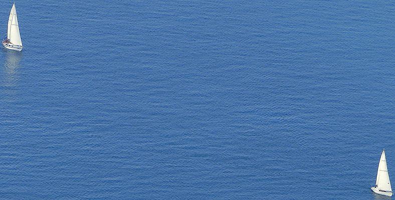 bianco e azzurro