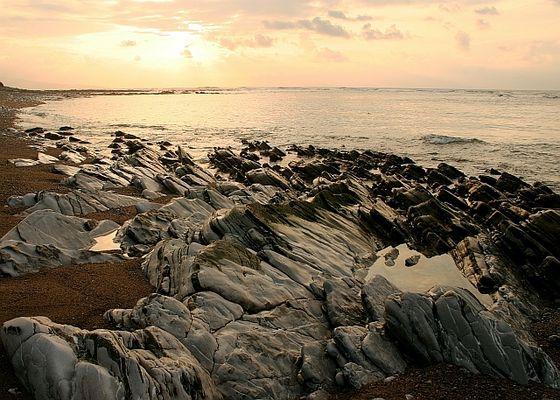 Biarritz, Atlantik