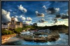 Biarritz, le port des pêcheurs