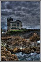 Biarritz, Villa belza