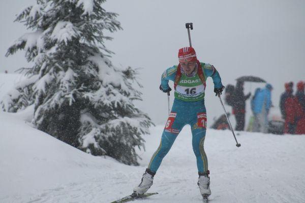 Biathlon Oberhof 2012