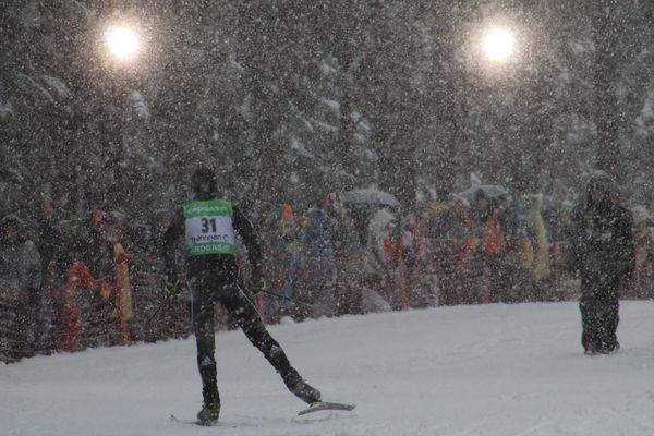 Biathlon Oberhof 2012 (Schneetreiben)