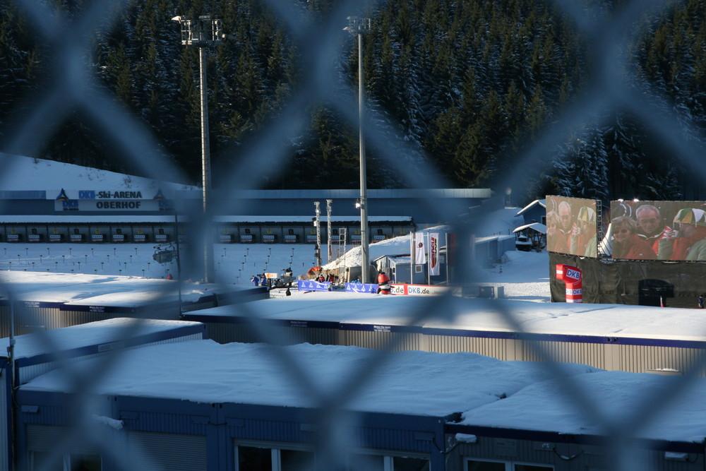 Biathlon - Weltcup in Oberhof