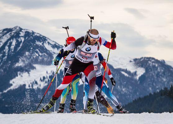 Biathlon Weltmeisterschaft, Hochfilzen 3