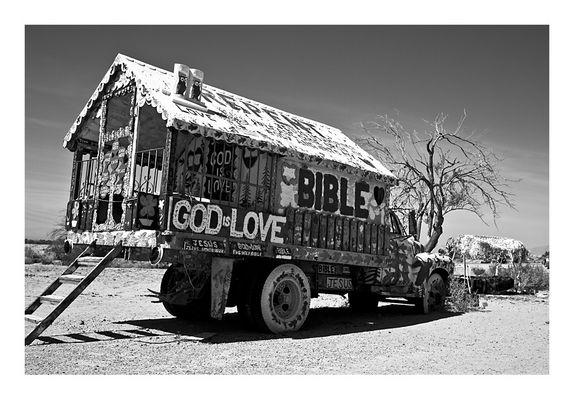 Bibel Truck
