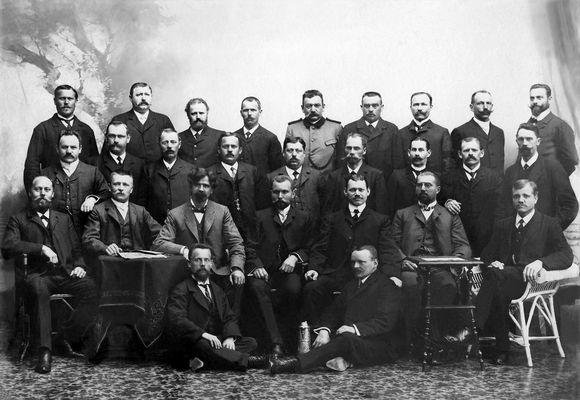 Biberacher Bürger, Jahrgang 1871