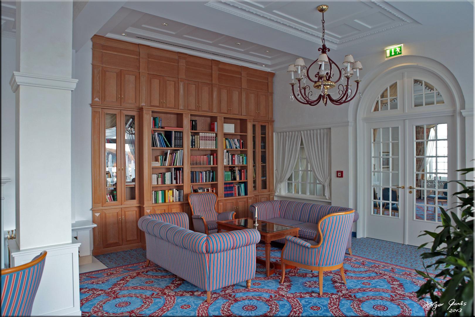 Bibliothek Kurhaus Binz (2)