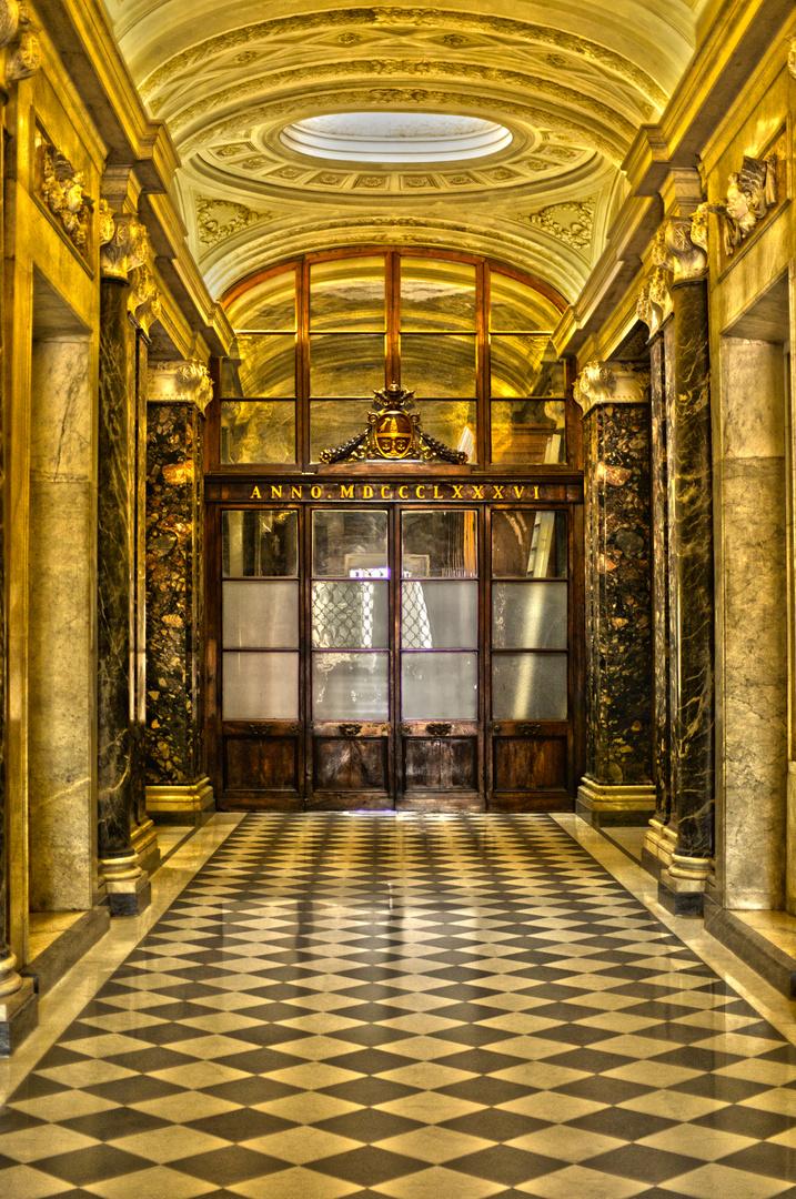 Bibliothek Vatikan